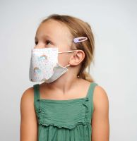Vorschau: 2 Kinder Mund-Nasen-Masken V2