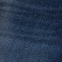 Rich Slim Chic, Light Authentic Denim STRAIGHT FIT blau-mittel dark blue net wash D671