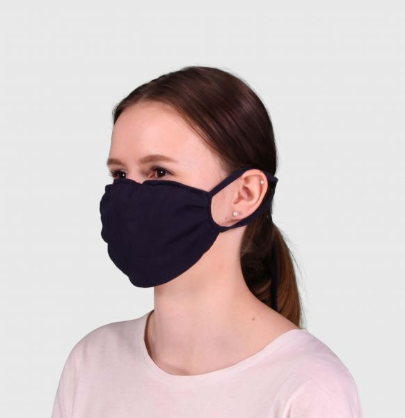 10 Mund-Nasen Masken, Light Jersey