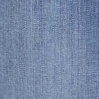 Suana , Light Weight Denim STRAIGHT FIT blau-mittel authentic used washed D666