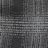 Future 2.0, Stretch Ribbon RELAXED SLIM FIT schwarztöne small black anthracite check 955K
