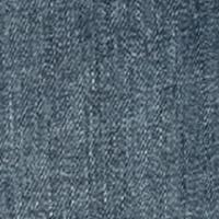Rich Slim Glam, Light Authentic Denim STRAIGHT FIT blau-mittel greyish used wash D694