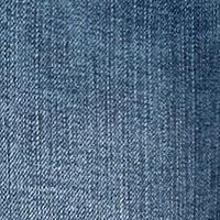 Dream Capri Zip Auth., Dream Authentic DREAM blau-mittel light blue fashion authentic D441