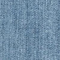 Slim Authentic Hem, Light Weight Denim STRAIGHT FIT blau-mittel commercial summer blue wash D531