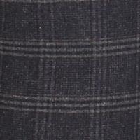 Lennox , Ceramica Wool Look MODERN FIT blautöne night blue check 195K