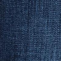 Rich Carrot , Light Authentic Denim HIGHWAIST blau-dunkel used dark wash D892