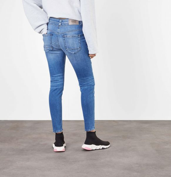 Rich , Organic Stretch Denim