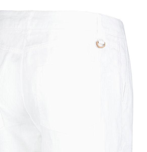 Bequeme und schicke Homeoffice Damenhosen Nora Cropped, Pure Linen