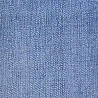 Rich Slim Chic, Organic Stretch Denim STRAIGHT FIT blau-mittel mid blue authentic washed D604