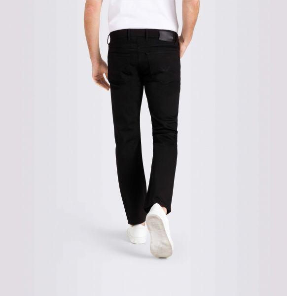 Arne , Black Stretch Denim