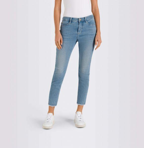 Skinny Fringe Auth., Light Authentic Denim