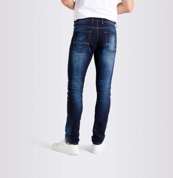 Bequeme und schicke Homeoffice Herrenhosen Jog'n Jeans , Light Sweat Denim