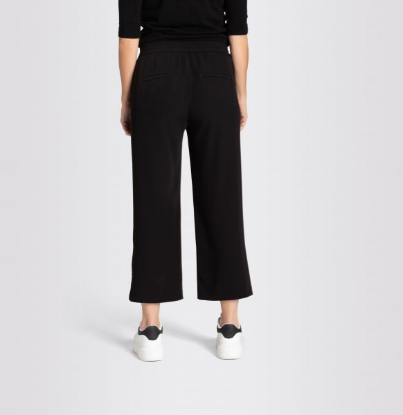 Chiara Cropped, Floating Crepe