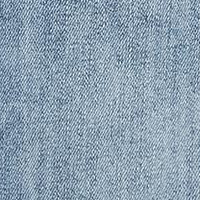 Rich Cargo Denim, Authentic Cross Denim RELAXED SLIM FIT blau-mittel mid blue fancy destroy wash D663