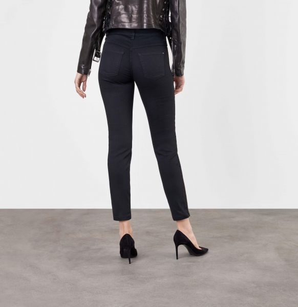 Straight Fit Damenjeans Dream Slim Velvet Galloon, Dream Denim
