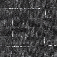 Lennox , Wool Look Stretch MODERN FIT grautöne grey stone 077K