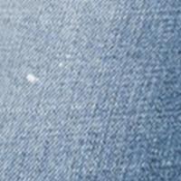 Rich , Organic Stretch Denim RELAXED SLIM FIT blau-mittel heavy destroyed wash D537