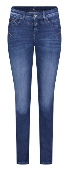 Rich Slim Rivet, Authentic Stretch Denim