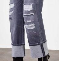 Vorschau: Rich Straight Turn Up, Organic Stretch Denim