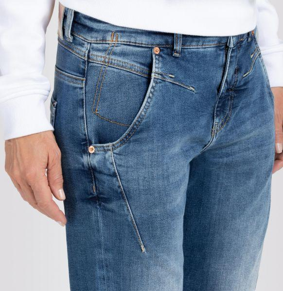 Rich , Light Authentic Denim