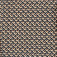 Anna , Techno Bistretch SLIM FIT brauntöne deep brown printed 290B