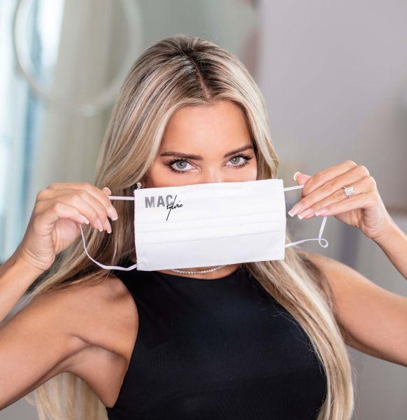 Maske Sylvie , 100% Polyester