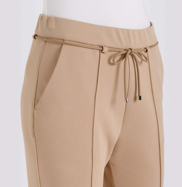 Bequeme und schicke Homeoffice Damenhosen Essential Pants, Stretch Ribbon