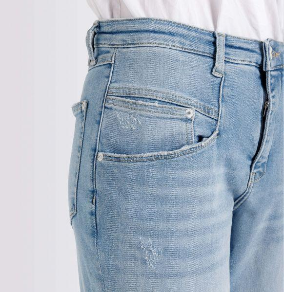 Rich Carrot , Vintage Comfort Denim